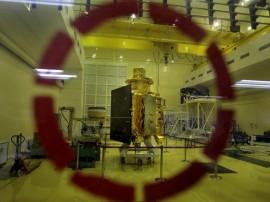 अंतरिक्ष में आठ साल बाद मिला भारत का