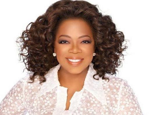 Oprah Winfrey loses 20kg in weight