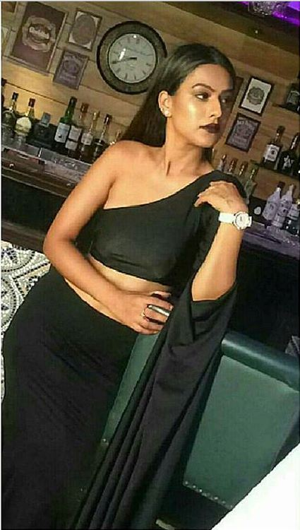 """Nia Sharma goes bold in black for 'Twisted"""""""