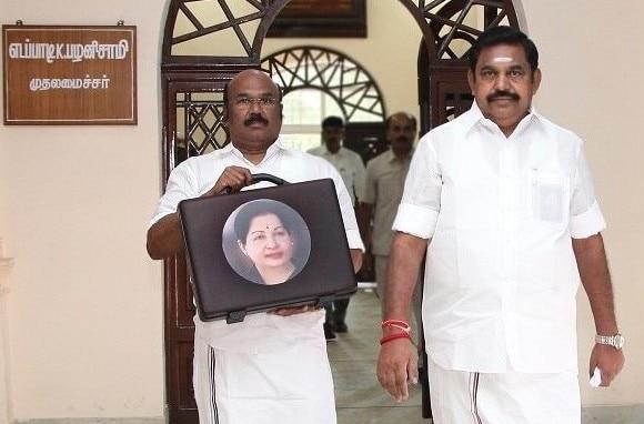 तमिलनाडु सरकार ने पेश किया 16 हजार करोड़ रुपए के राजस्व घाटे का बजट