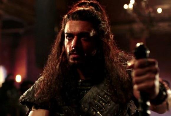 chandrakanta's actor gaurav khanna injured