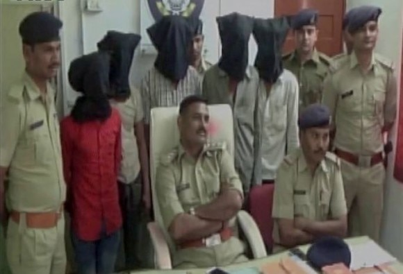 Five accused arrested in connection with gangrape of two minor girls in Dahod district of Gujarat
