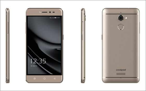 Coolpad Note 5 Lite With 4G VoLTE Support, 3GB RAM Launched
