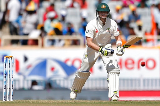 Steve Smith scores highest score by an Australia captain in India