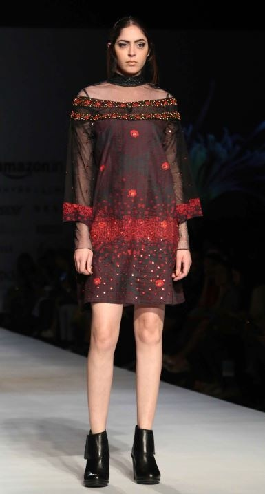 Amazon India Fashion Week 2017- Reena Dhaka