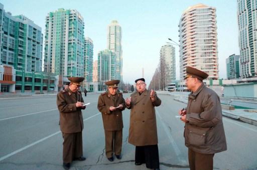 North Korea 'tests new high-thrust rocket engine'