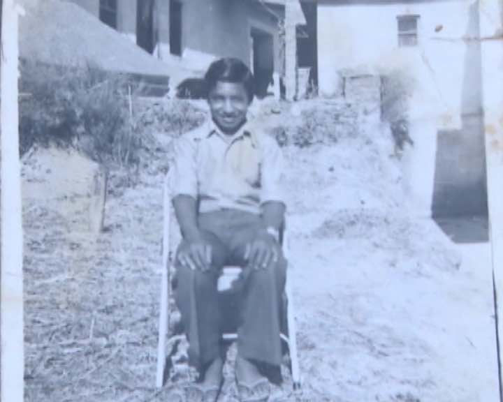 yogi childhood pic 1