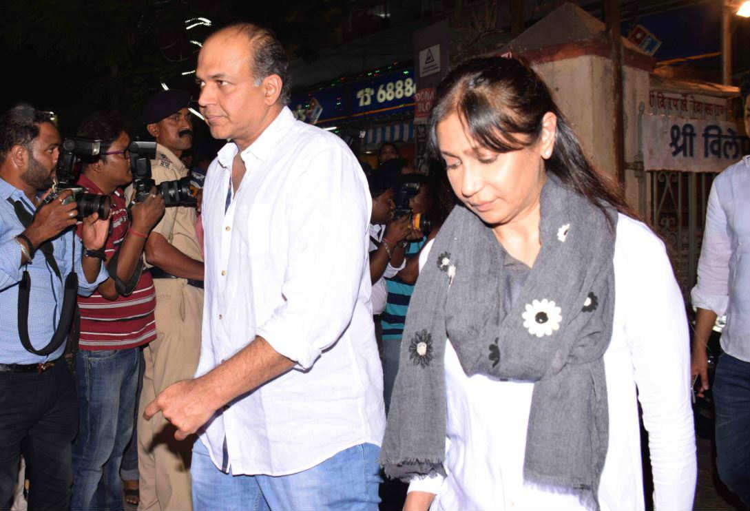 Aishwarya Rai's father Krishnaraj Rai's funeral held, celebs pay last respects