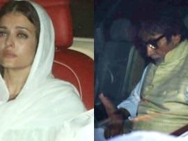 ऐश्वर्या के पिता कृष्णा राज के निधन पर अमिताभ बच्चन ने कहा- मौत को शब्दों में बयान नहीं कर सकते
