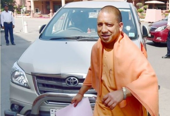 Uttar Pradesh: Yogi Adityanath holds first press conference as CM, says he will work for everyone