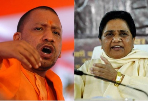 BJP appointed a priest as CM, who will push Sangh's agenda says Mayawati