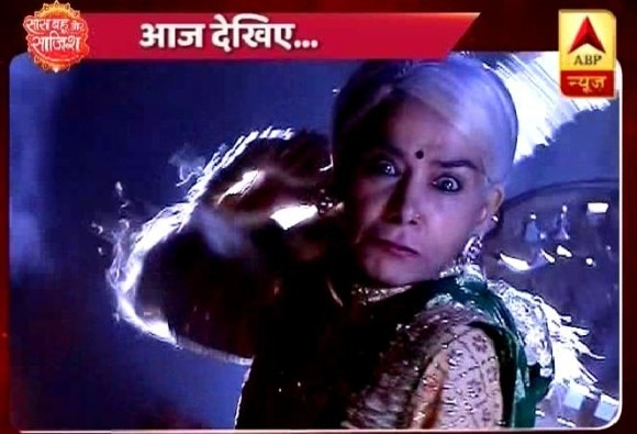 FULL EPISODE OF SAAS BAHU AUR SAAZISH DATE 20/03/2017