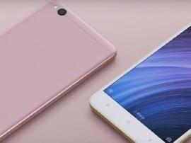 शाओमी Redmi 4A खरीदने वालों को मिलेगा 28GB 4G डेटा