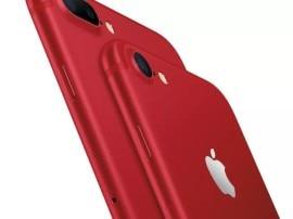 Apple ने लॉन्च किया iPhone 7 का स्पेशल RED वैरिएंट
