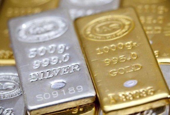 gold, silver prices are up again, gold at 28760 rupees per 10 gram