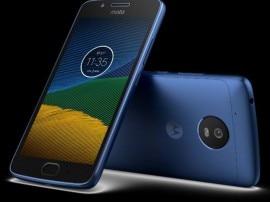 Moto G5 का नया सफायर ब्लू वैरिएंट आया सामने