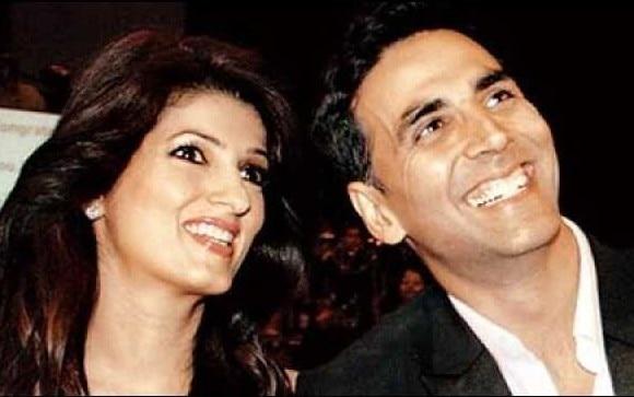 Happy birthday Akshay Kumar : Twinkle Khanna Shares a video of Akshay