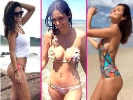 Stop everything! ब्रुना अब्दुल्ला ने Bikini में हॉट तस्वीरें शेयर कर फैंस पर ढ़ाया कहर