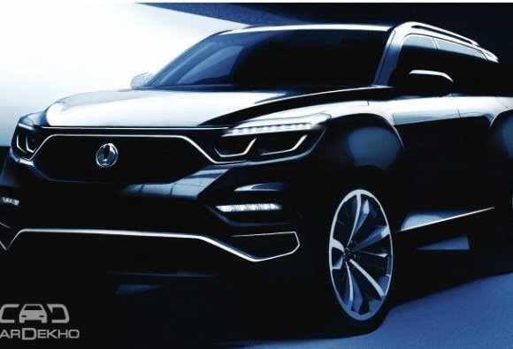nextgen-ssangyong-rexton-to-debut-on-march-30