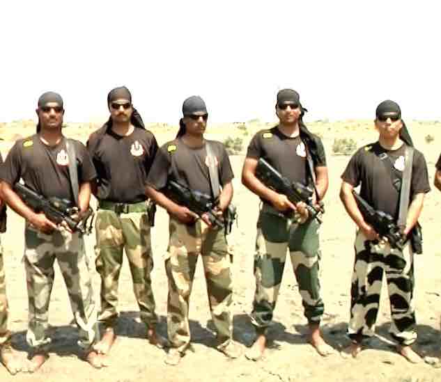 special report from battlefield of kutch