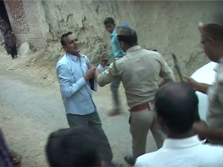 Uttar Pradesh: Honest officer facing heat for acting against corruption and forgery in Allahabad