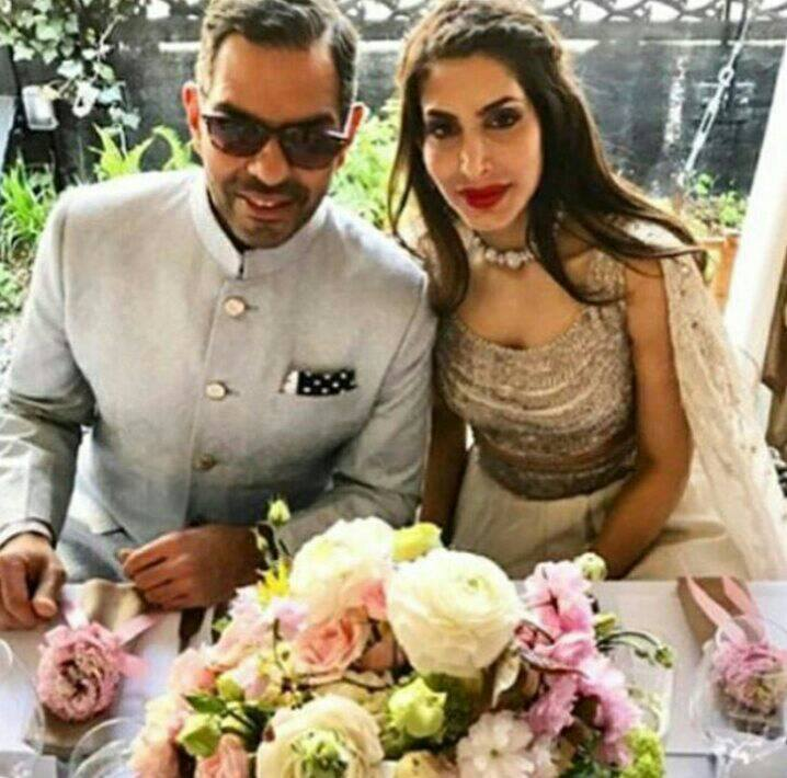 Karishma Kapoor's ex husband Sanjay Kapoor gets married