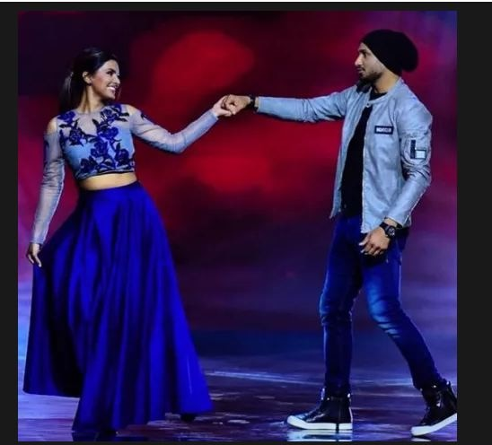 Cricketer Harbhajan & Actress  Geeta Basra would Shake their Leg for Nach Baliye  Season- 8