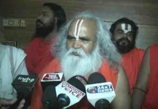 अयोध्या कांड में नया विवाद, पूर्व बीजेपी सांसद का दावा- 'मेरे कहने पर बाबरी ढांचा गिरा'