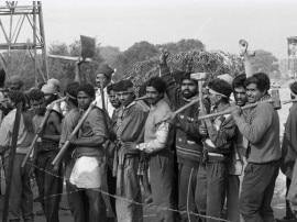 अयोध्या विवादित ढांचा विध्वंस मामला: देखिए 5 दिसंबर 1992 की तस्वीरें क्या बोल रही हैं?