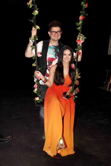 Sunny Leone photoshoot for a sunglasses brand