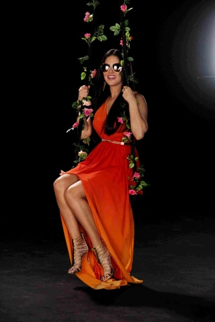 Sunny Leone photoshoot for a sunglasses brand