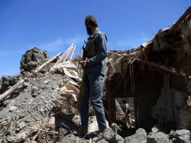 तालिबान के हमले में 50 से ज्यादा अफगान सैनिक मारे गये: अमेरिकी सेना