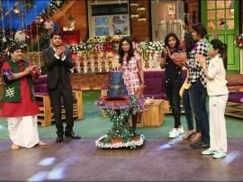 'द कपिल शर्मा शो' के 100 एपिसोड पूरे होने पर जश्न, सुनील ग्रोवर की गैरमौजूगी में फींकी रही महफिल