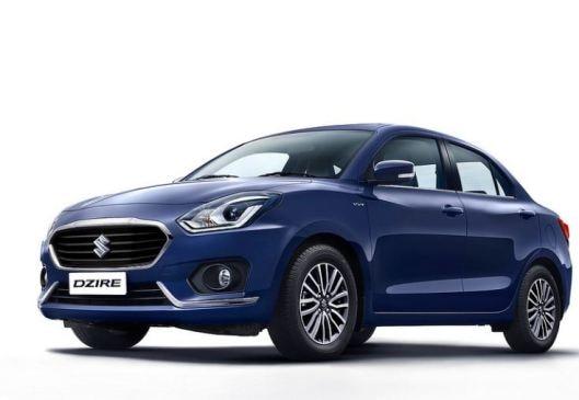 Maruti Suzukis new dezire price between 5.45-9.41 lakhs rupees
