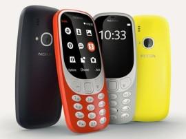 Nokia 3310 (2017) 28 अप्रैल को होगा ग्लोबल रिलीज, जून में आएगा भारत!