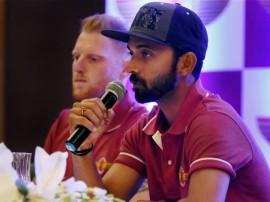 रोहित शर्मा के गुस्से को पुणे के खिलाड़ी अजिंक्य रहाणे ने जायज़ ठहराया