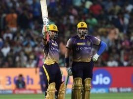 RPSvsKKR:  गंभीर और उथप्पा की तूफानी पारी के दम पर केकेआर ने पुणे पर दर्ज की 7 विकेट से बड़ी जीत