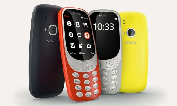 Nokia 3310 (2017) Feature Phone Launched in India at Rs. 3,310