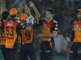 LIVE SRHvsKXIP: सनराइजर्स हैदराबाद ने किंग्स XI पंजाब को 26 रनों से हराया