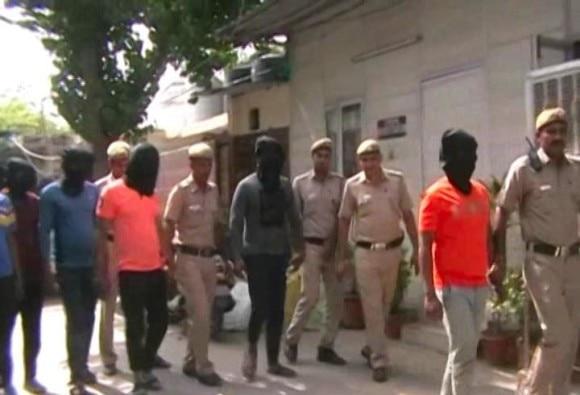 Delhi : English teacher attacked, 9 arrested