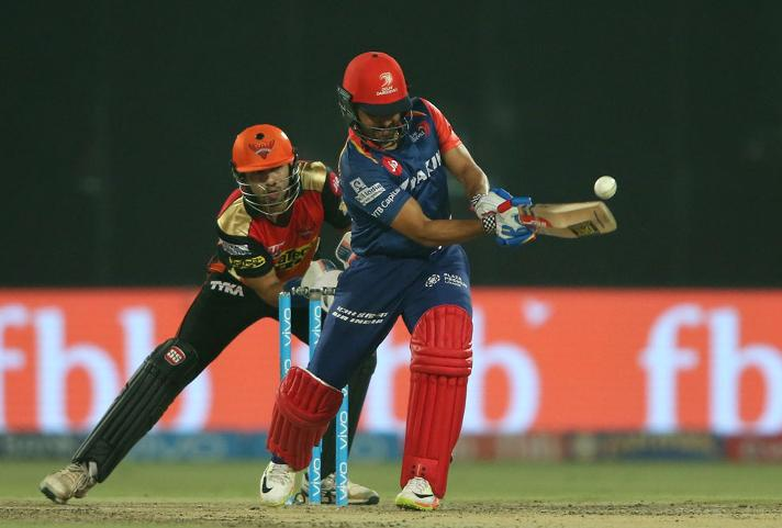 First time in the IPL history that 10 different batsmen made scores of 20 or more in a match