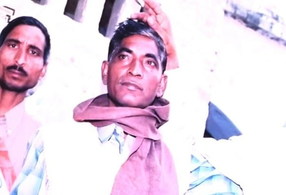 Hindu Yuva Vahini workers murders a old in Bulandshahr for love jihad!