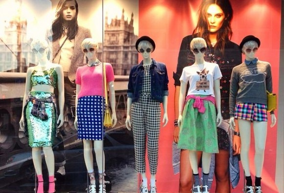 Female shop mannequins are 'medically unhealthy' and 'unrealistic': British study