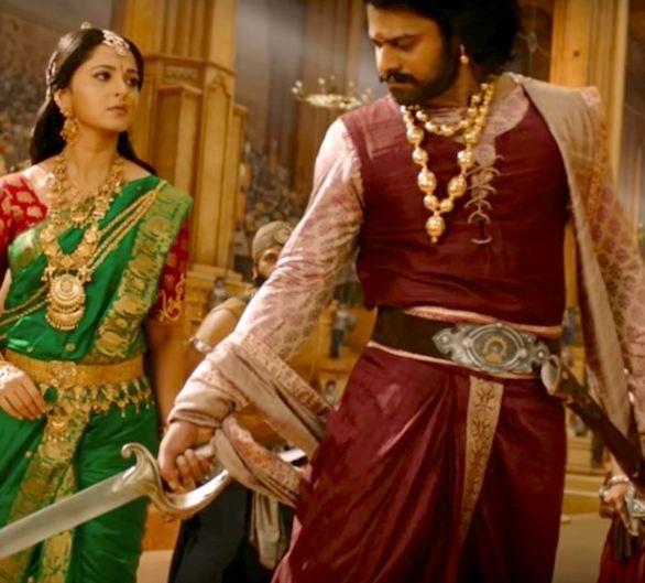 Fashion inspirations from 'Bahubali 2': big trend alerts for this season-फैबरिक से लेकर ज्वैलरी तक में बहुत कुछ एक्सपेरिमेंट हुआ है 'बाहुबली 2' में!