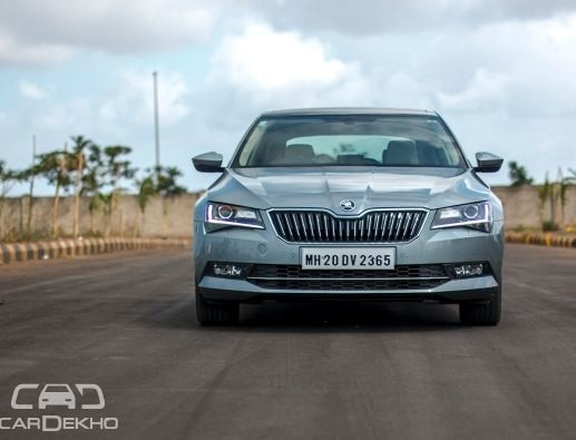 official skoda superb hybrid launching in 2019