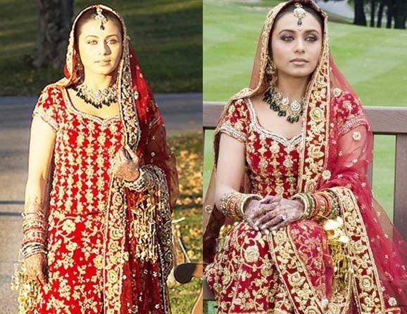 wedding lehenga inspirations from Bollywood!