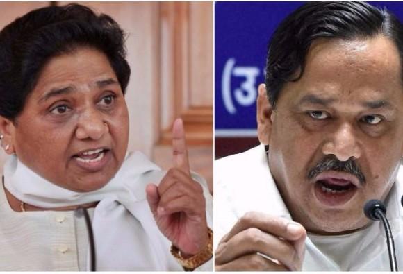 BSP Supremo Mayawati is greatest blackmailer in India's history: Naseemuddin Siddiqui