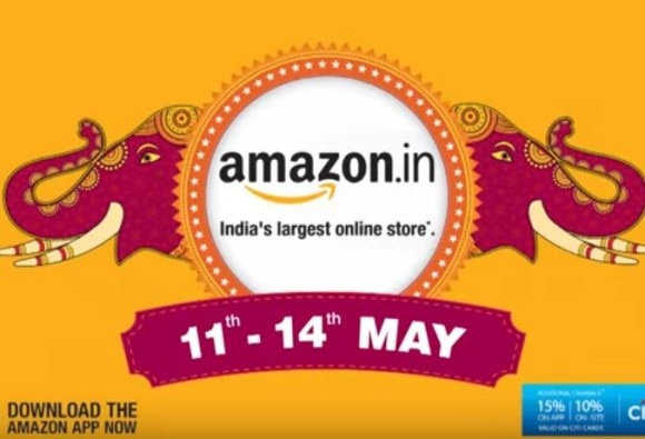 Amazon great indian sale: iPhone 5S, Samsung On5 Pro, Xiaomi Mi Max Prime and many any other deals