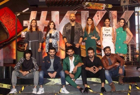 It's pain in Spain for 'Khatron Ke Khiladi'