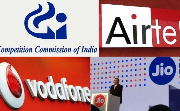 Competition Commission of India to probe 3 big telecom players on jio complaint alleging cartelisation